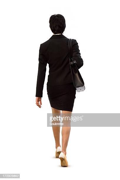 Femme d'affaires à