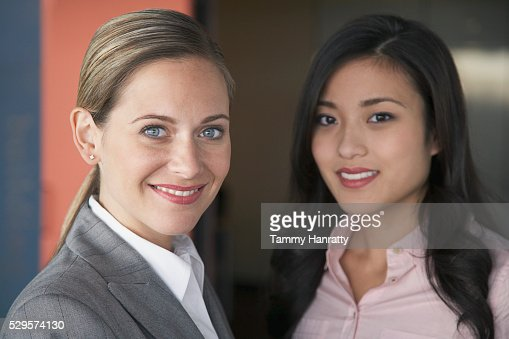 Businesswomen : Stockfoto
