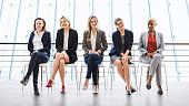 Businesswomen Teamwork Together Professional Occupation Concept