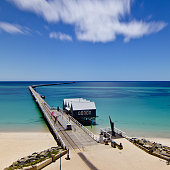 Busselton Jetty from the Viewing Tower