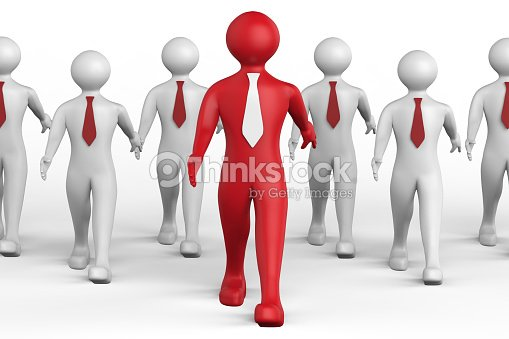 bussiness mans walking towardss success stock photo thinkstock
