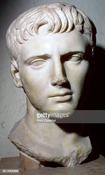 Essay/Term paper: Augustus caesar