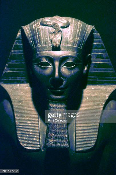 Bust of Queen Hatshepsut Luxor Egypt c15th century BC