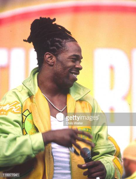 Busta Rhymes 1999 during The Beat Summer Jam 1999 in Irvine