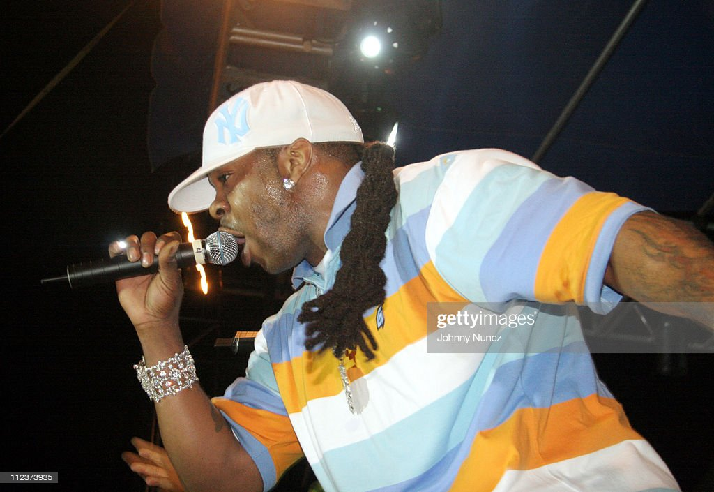 Busta Rhymes during Power Summit Present Interscope Party at Tranquility in Freeport, Bahamas.