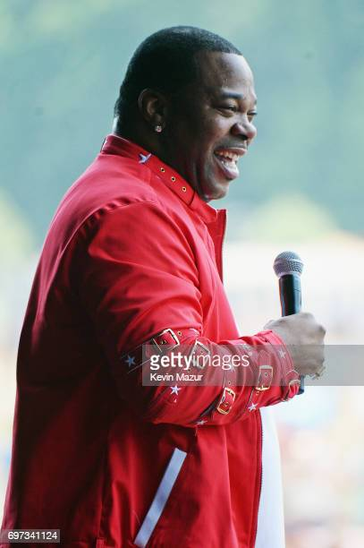 Busta Rhymes performs onstage during the 2017 Firefly Music Festival on June 18 2017 in Dover Delaware