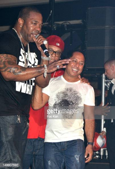 Busta Rhymes Spliff Star and...