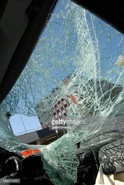 Busted Windshield