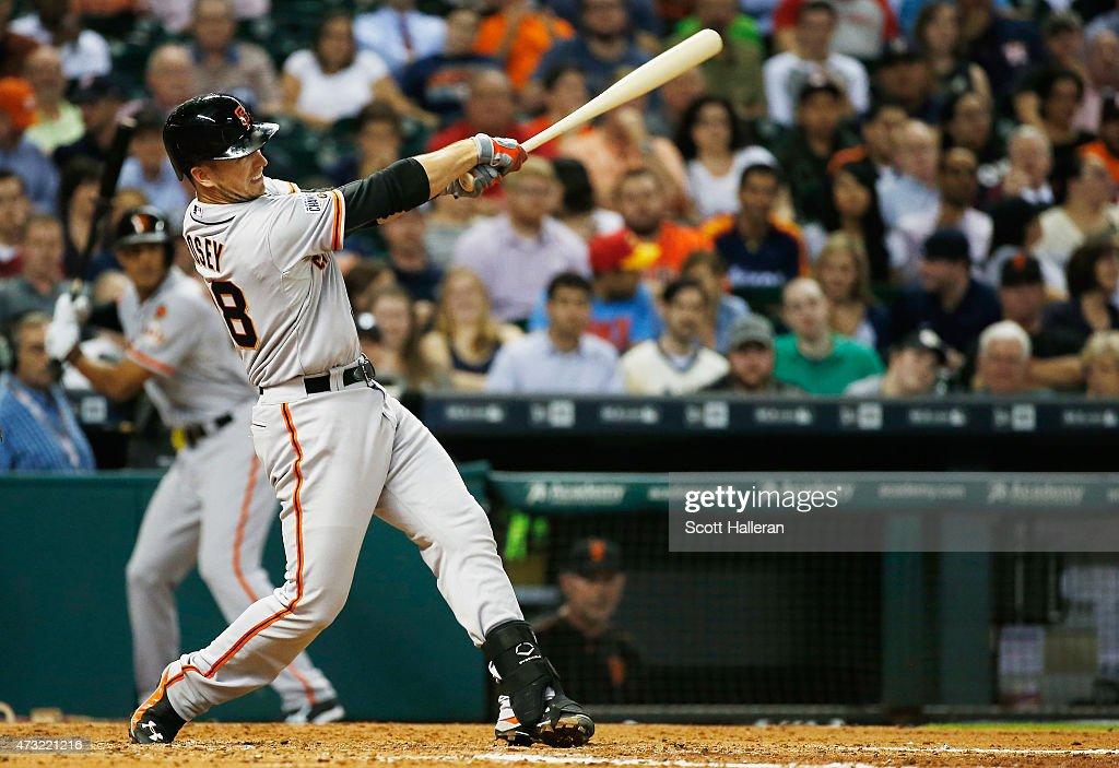 San Francisco Giants v Houston Astros