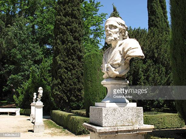 Busts of the Plaza of Emperors it is a plaza with an oval shape which receives its name from the busts of twelve Roman Caesars since 1815 surrounding...