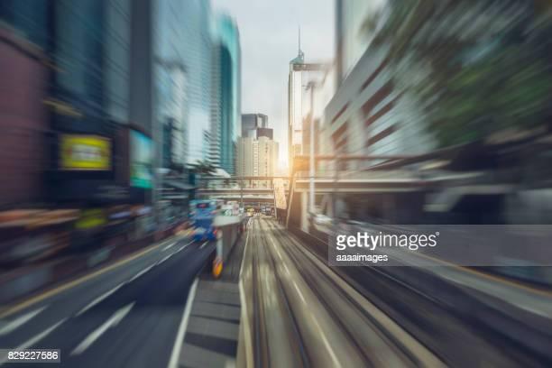 busy city,Hong Kong,China