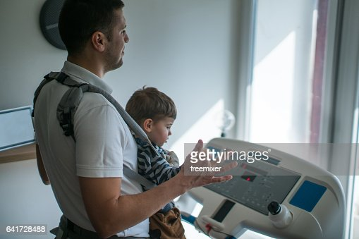 Busy father