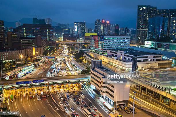 Occupato Hong Kong
