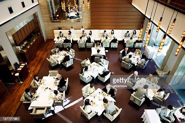 Longue Restaurant japonais
