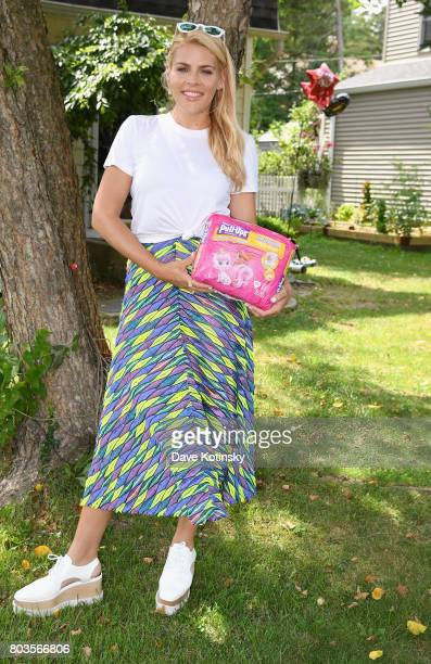 Busy Philipps actress and mom of two hangs out with New York families to share her potty training tips and the fun and easy ways she and her 3yearold...