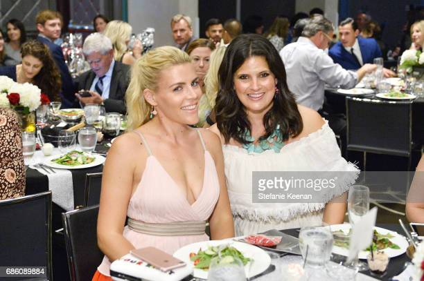Busy Philipps and Dawn McCoy attends Uplift Family Services at Hollygrove Gala at W Hollywood on May 18 2017 in Hollywood California