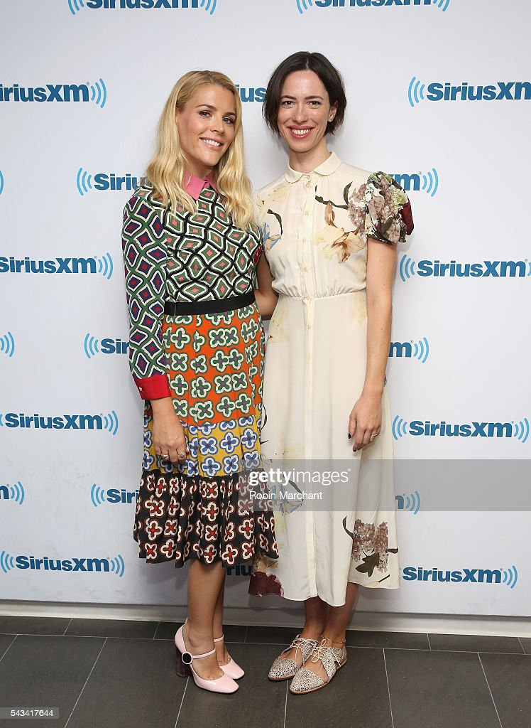 <a gi-track='captionPersonalityLinkClicked' href=/galleries/search?phrase=Busy+Philipps&family=editorial&specificpeople=216133 ng-click='$event.stopPropagation()'>Busy Philipps</a> and <a gi-track='captionPersonalityLinkClicked' href=/galleries/search?phrase=Rebecca+Hall&family=editorial&specificpeople=778176 ng-click='$event.stopPropagation()'>Rebecca Hall</a> visit at SiriusXM Studio on June 28, 2016 in New York City.