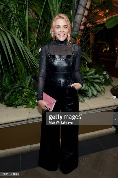 Busy Philipps attends ELLE's 24th Annual Women in Hollywood Celebration presented by L'Oreal Paris Real Is Rare Real Is A Diamond and CALVIN KLEIN at...