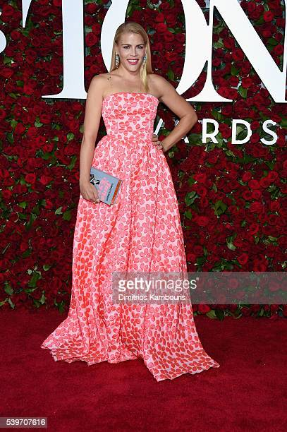 Busy Philipps attends the 70th Annual Tony Awards at The Beacon Theatre on June 12 2016 in New York City