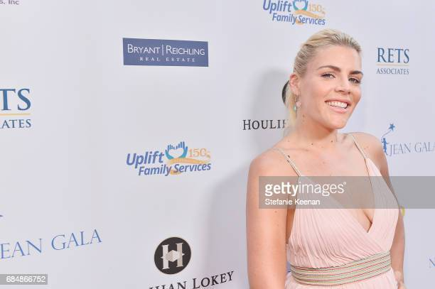 Busy Philipps attends Uplift Family Services at Hollygrove Gala at W Hollywood on May 18 2017 in Hollywood California