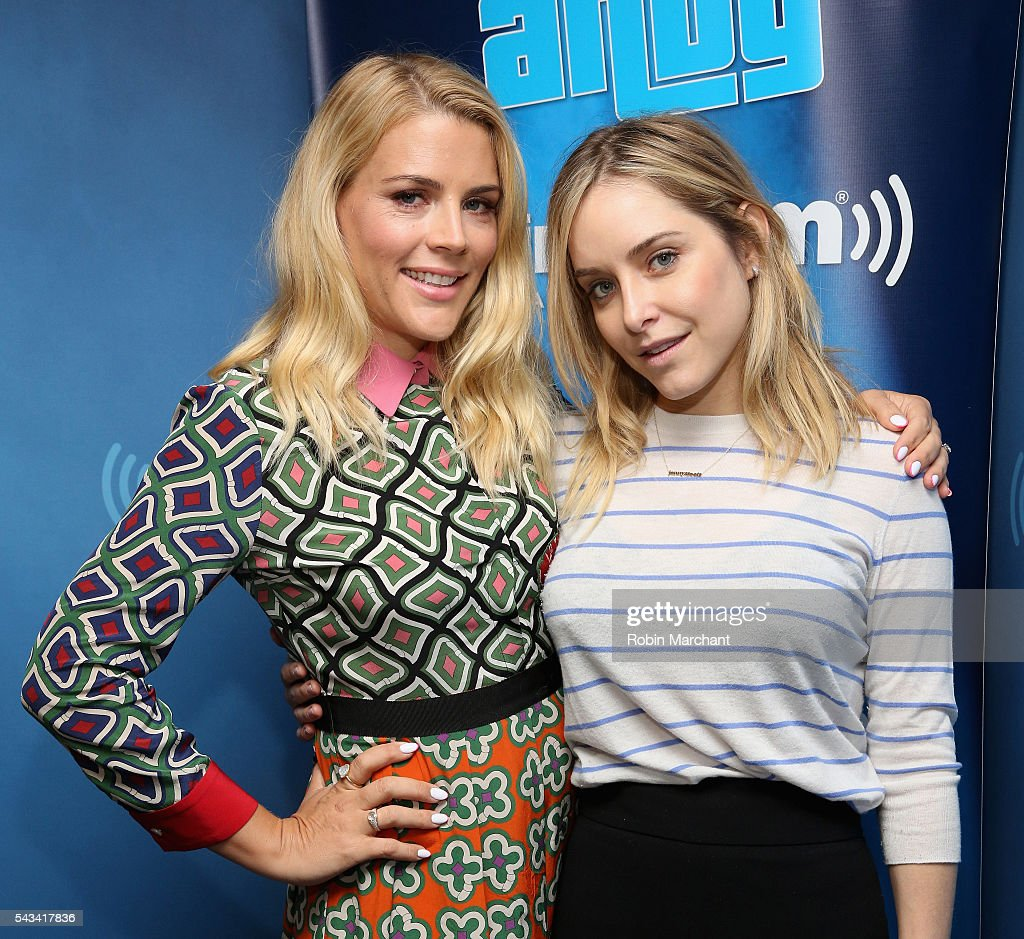 <a gi-track='captionPersonalityLinkClicked' href=/galleries/search?phrase=Busy+Philipps&family=editorial&specificpeople=216133 ng-click='$event.stopPropagation()'>Busy Philipps</a> visits host <a gi-track='captionPersonalityLinkClicked' href=/galleries/search?phrase=Jenny+Mollen&family=editorial&specificpeople=599177 ng-click='$event.stopPropagation()'>Jenny Mollen</a> of SiriusXM's 'Jason & Jenny' on Radio Andy visits at SiriusXM Studio on June 28, 2016 in New York City.