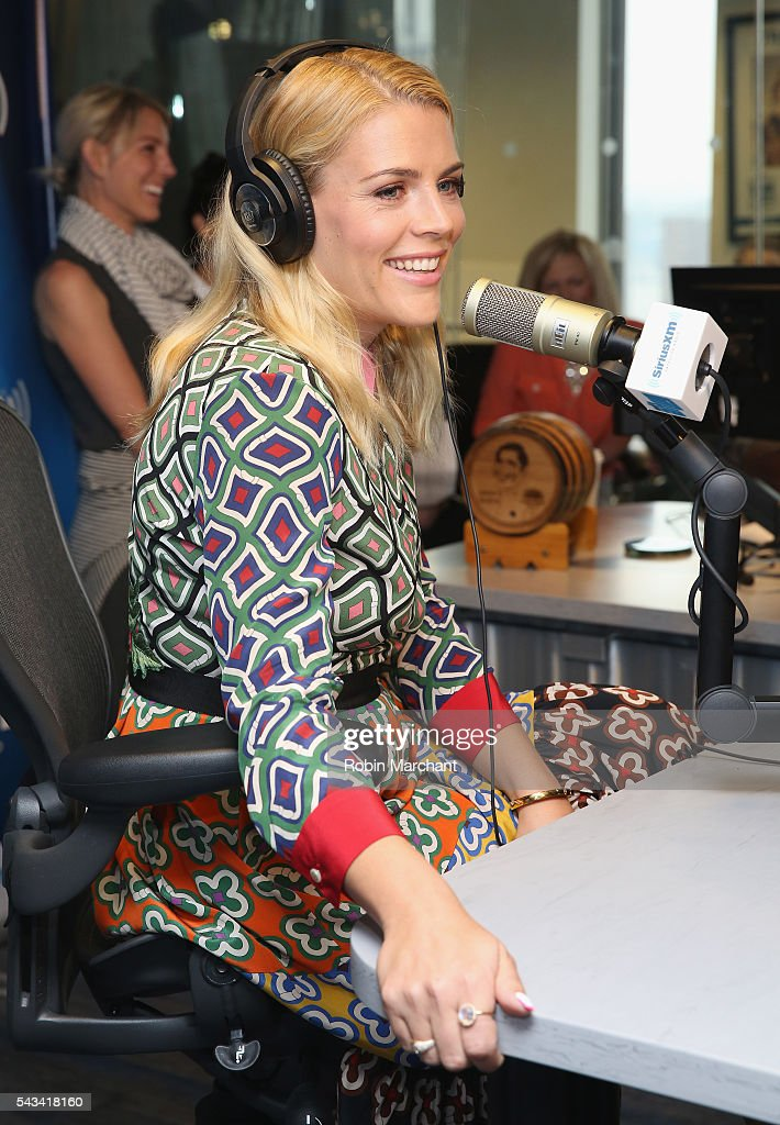 <a gi-track='captionPersonalityLinkClicked' href=/galleries/search?phrase=Busy+Philipps&family=editorial&specificpeople=216133 ng-click='$event.stopPropagation()'>Busy Philipps</a> visits SiriusXM's 'Jason & Jenny' on Radio Andy at SiriusXM Studio on June 28, 2016 in New York City.