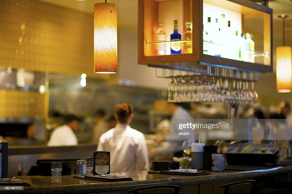Busy Restaurant Kitchen busy restaurant kitchen stock photo | getty images