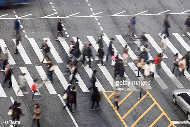 忙しい Street
