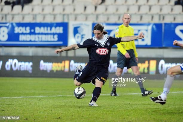But de Fernando CAVENAGHI Grenoble / Bordeaux 21eme journee de Ligue 1 Grenoble