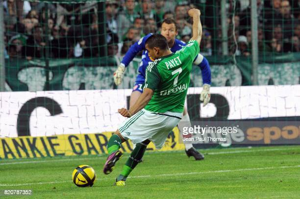 But Dimitri PAYET Saint Etienne / Nancy 31e journee Ligue 1
