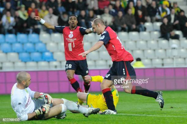 But Robert VITTEK Nantes / Lille 30e journee Ligue 1