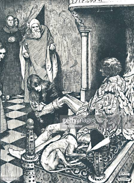 But This Course Did Not Please His Subjects From 'Tales from Boccaccio' A woman whose husband tests her loyalty by convincing her that he killed...
