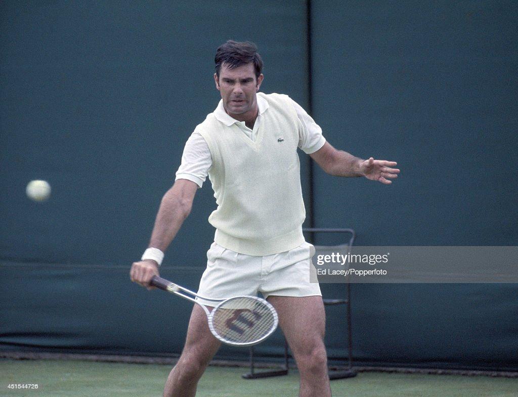 Butch Buchholz Wimbledon