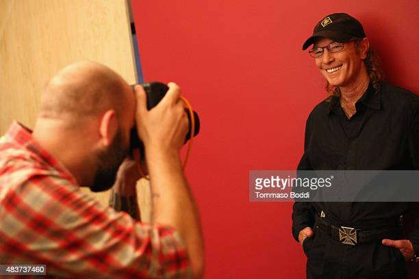 Butch Gilliam of CNBC's 'West Texas Investors Club' attends Behind The Scenes Of The Getty Images Portrait Studio Powered By Samsung Galaxy At 2015...