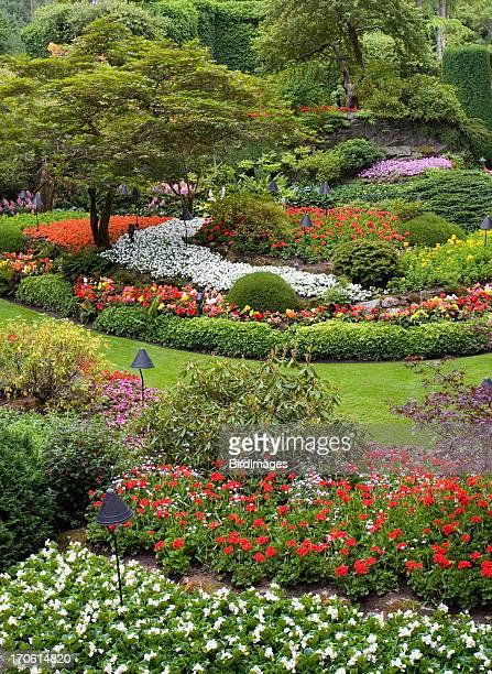 Butchart - Gardeners Heaven!