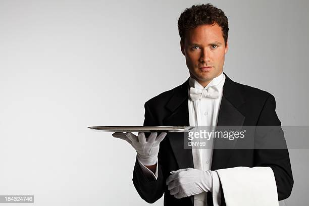 Butler or Waiter