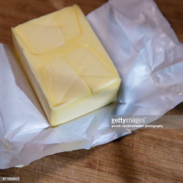 Butter package.