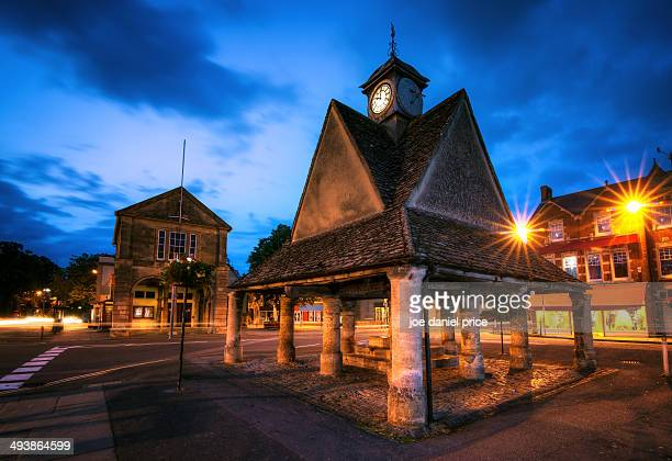 Buttercross at Witney, Oxfordshire, England