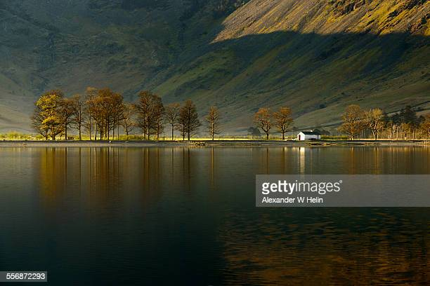 Buttermere boat shed
