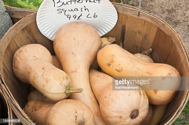 Butternut Squash Basket