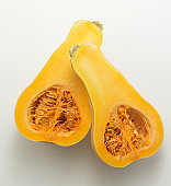 Butternut Squash Cut 2
