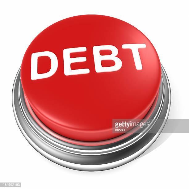 Schulden Knopf