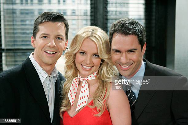 WILL GRACE 'Buy Buy Baby' Episode 18 Aired Pictured Sean Hayes as Jack McFarland Britney Spears as AmberLouise Eric McCormack as Will Truman