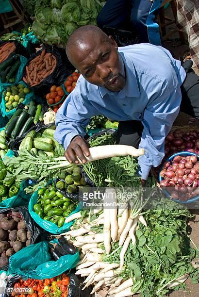 Kaufen Sie meine Gemüse!