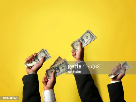 buyers offering their cash