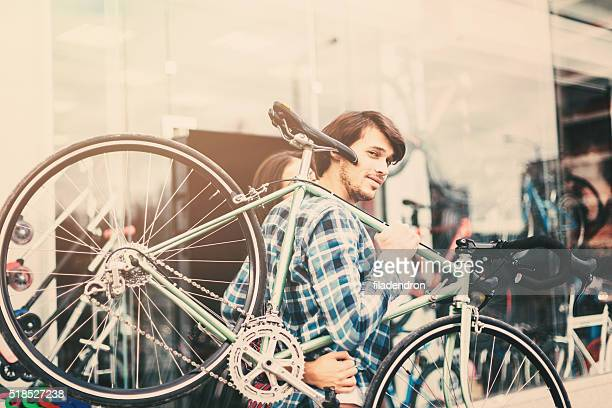 Buying A Bicycle