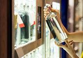 Buying alcohol