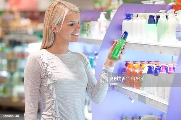 Acheter les produits cosmétiques pour les soins du corps