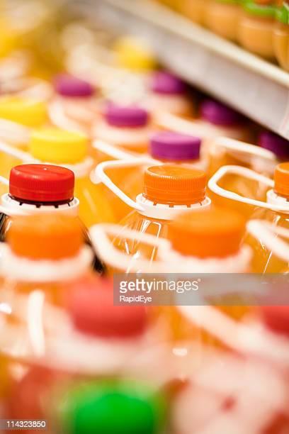 Buying orange juice