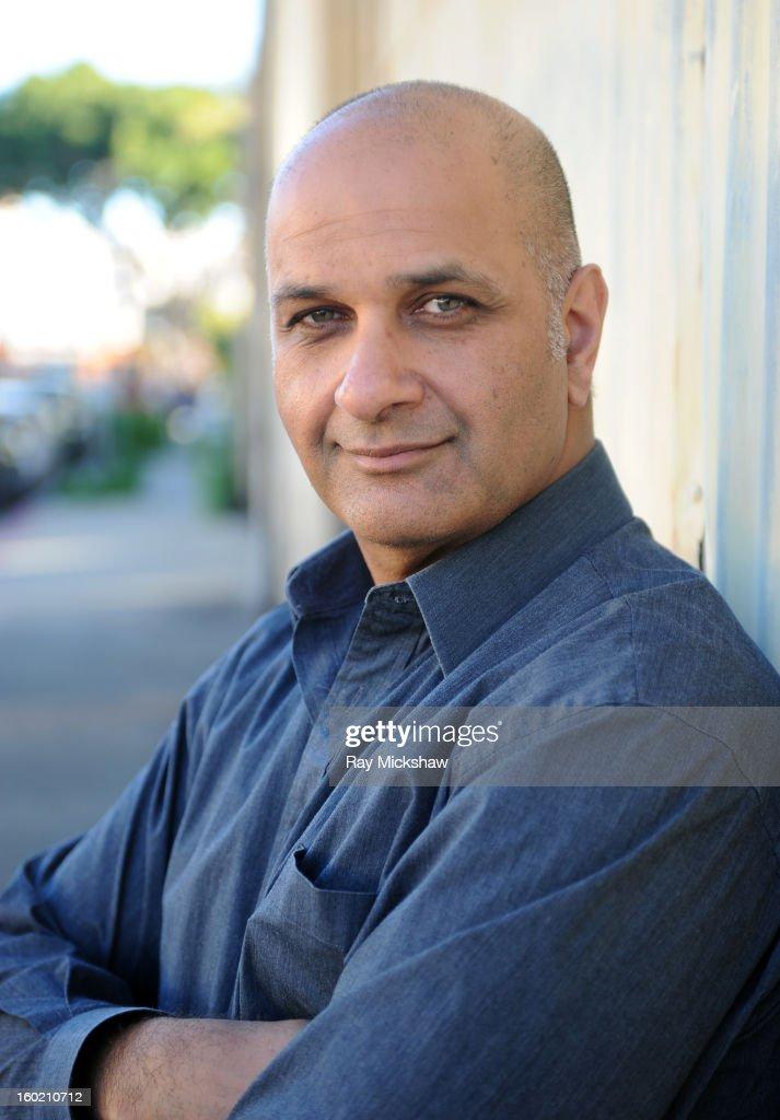 'Buzkashi!' director Najeeb Mirza attends the 28th Santa Barbara International Film Festival on January 27, 2013 in Santa Barbara, California.